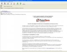 Newsletter PointZero