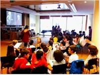 Μουσική Βιβλιοθήκη στο Μέγαρο: Εκπαιδευτικά Προγράμματα για Παιδιά