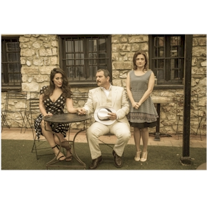 «Το Φιντανάκι» του Παντελή Χορν στην αυλή του θεάτρου Χυτήριο