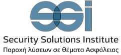 SECURITY SOLUTIONS INSTITUTE