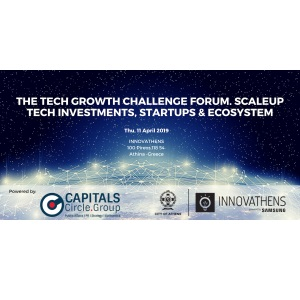 The Tech Growth Challenge - Scale UP Tech Investments, Startups & Ecosystem