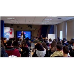 Το Skywalker.gr κοντά στους φοιτητές του ΙΕΚ Παστέρ