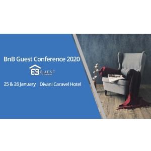 BnB Guest Conference 2020 @ Divani Caravel Hotel, 25 & 26 Ιανουαρίου