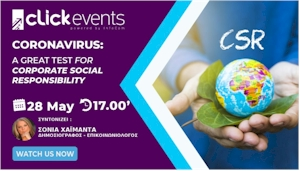 Coronavirus: A great test for Corporate Social Responsibility