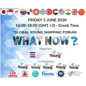 Global Young Shipping Forum:What Now?