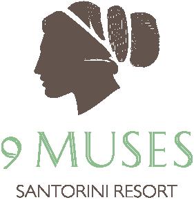 9 muses santorini resort IKE