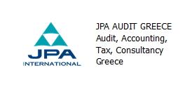 JPA AUDIT GREECE