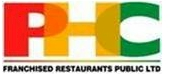 PHC FRANCHISED RESTAURANTS PPHC FRANCHISED RESTAURANTS PUBLIC LTDUBLIC LTD